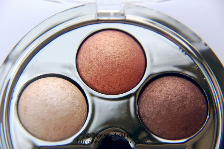 review biguine oogschaduw palette